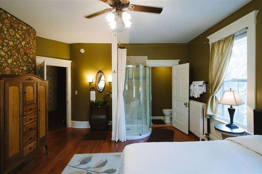 Номер, 1 ліжко «квін-сайз» - Ванна кімната