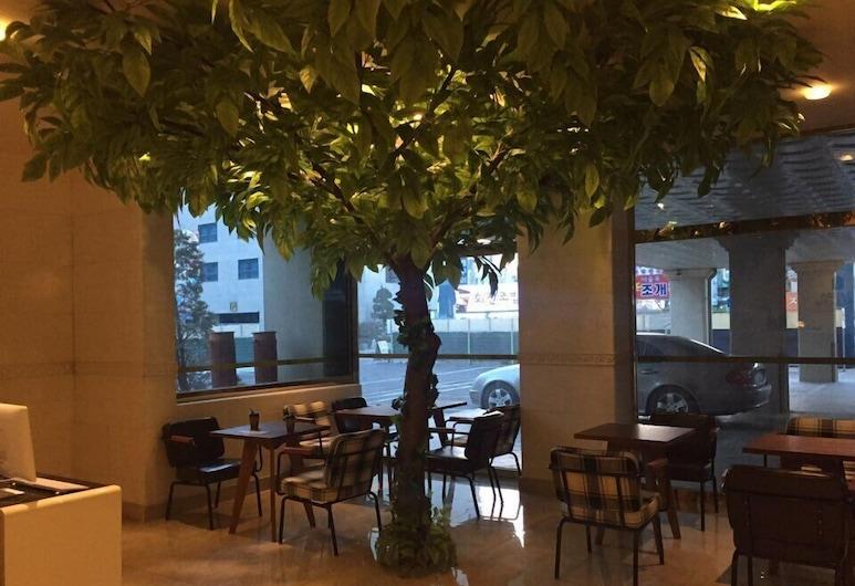 本尼客雅海星飯店, 仁川, 大廳休息區