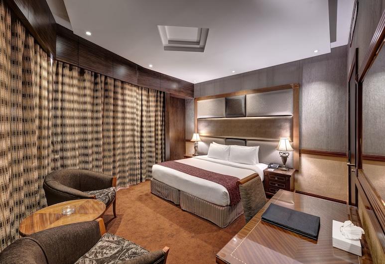 Delmon Palace Hotel, Dubai, Suite, 1 King Bed, Guest Room