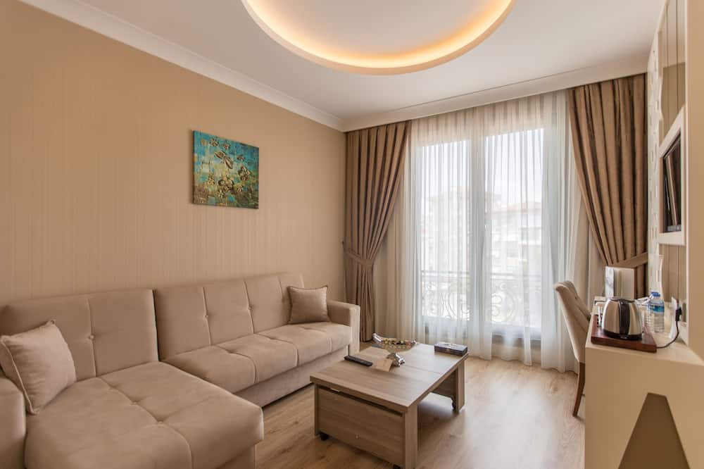 Suite, Whirlpool - Wohnbereich