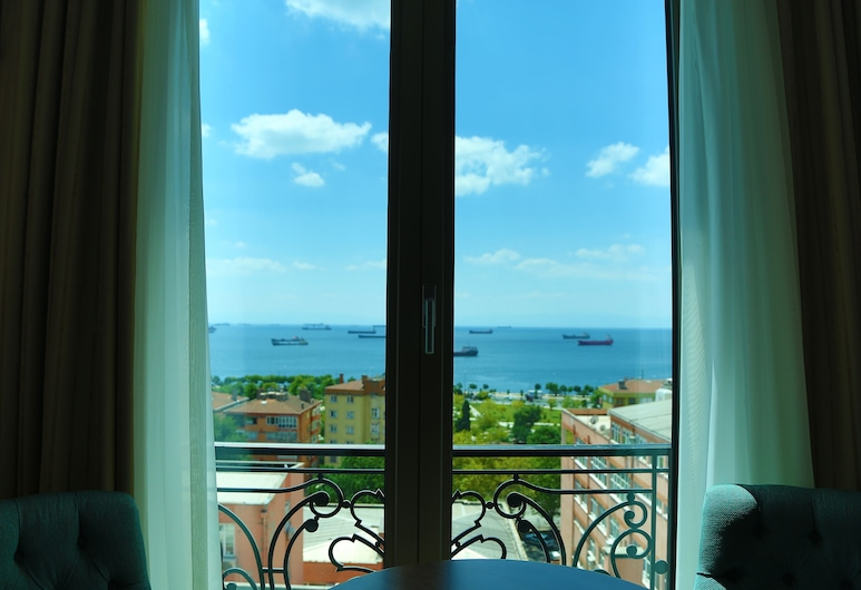 The Grand Mira Hotel, Istanbul, Deluxe-værelse med dobbeltseng eller 2 enkeltsenge - handicapvenligt - ikke-ryger, Værelse