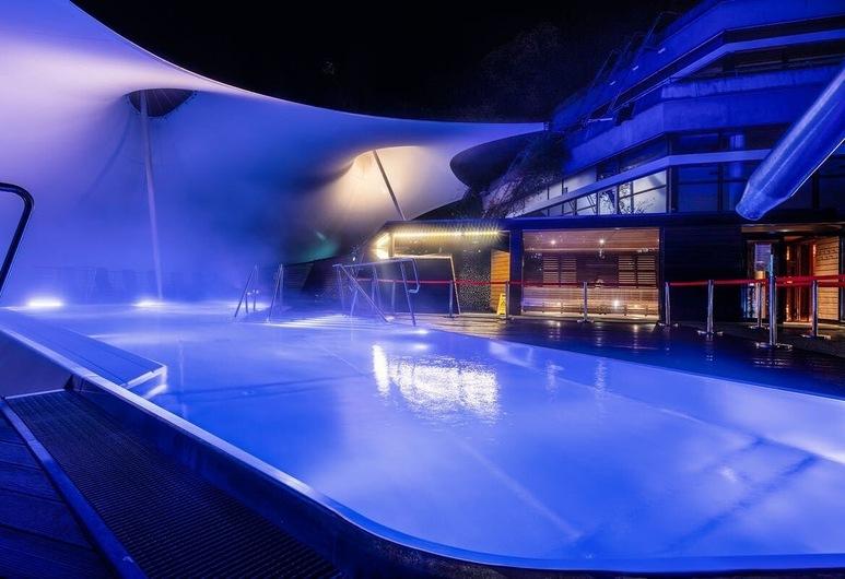 Mokni's Palais Hotel & Spa, באד ווילדבאד, בריכה חיצונית