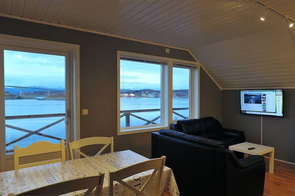 Štvorposteľová izba typu Economy - Obývacie priestory