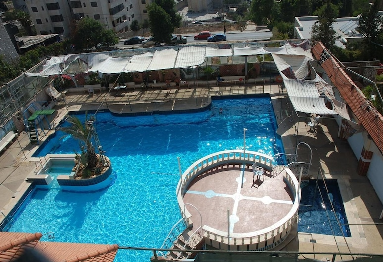 Casablanca Hotel Ramallah, Ramallah, Kültéri medence