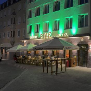 Bild vom Hotel FIVE in Nürnberg