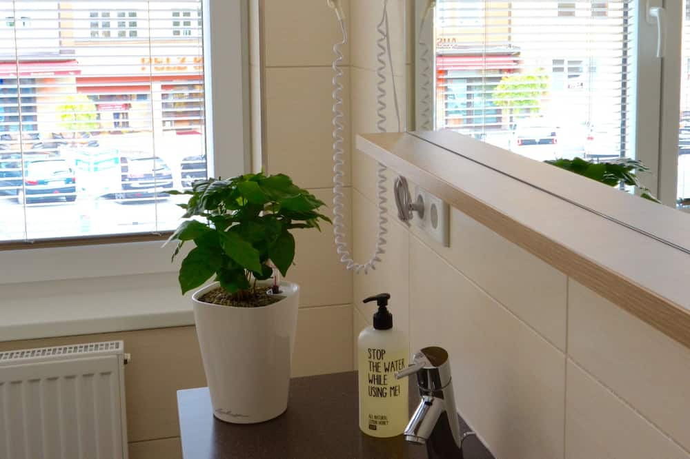 Double Room, 1 Double Bed - City View
