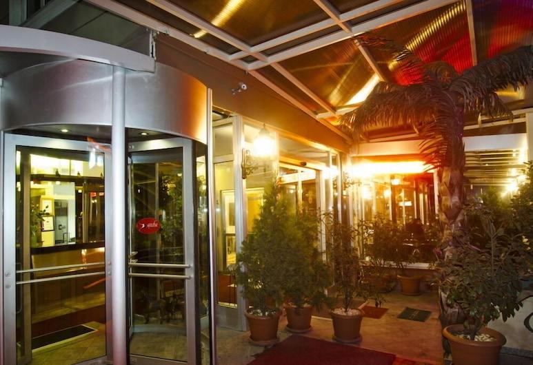 Anka Business Park Hotel, İstanbul, Otel Girişi