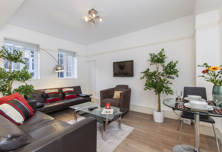 Club Living - Liverpool St. Apartments, Londýn