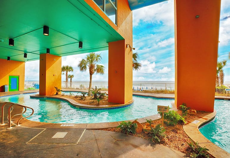Splash Beach Resort by Panhandle Getaways, Panama City Beach, Aqua Center