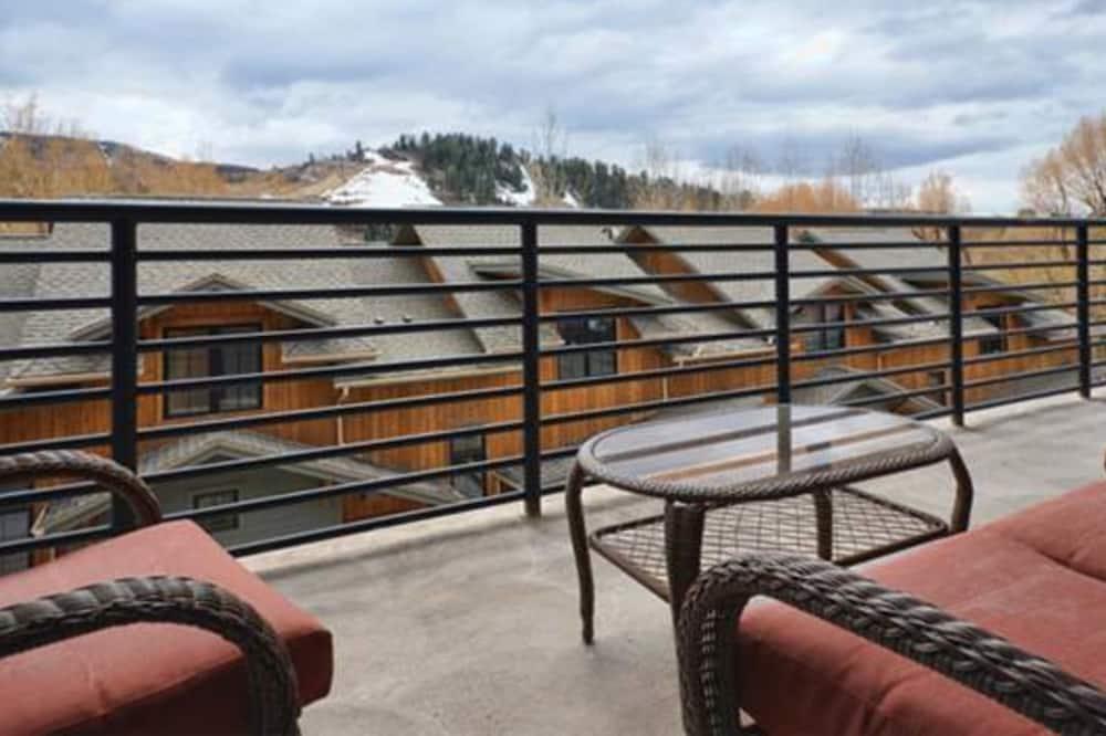 Lägenhet - 2 sovrum - badkar (Alpenglow Condominiums - ALP2D) - Balkong