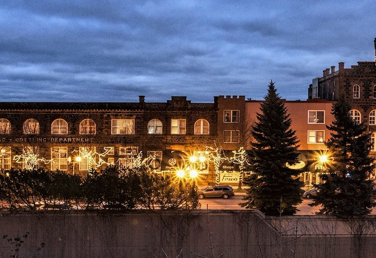 Fitger's Inn, Duluth, Hotel homlokzata - este/éjszaka