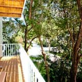 Byhus, 3 soverom, badekar (North Beach Village Unit 55) - Balkong