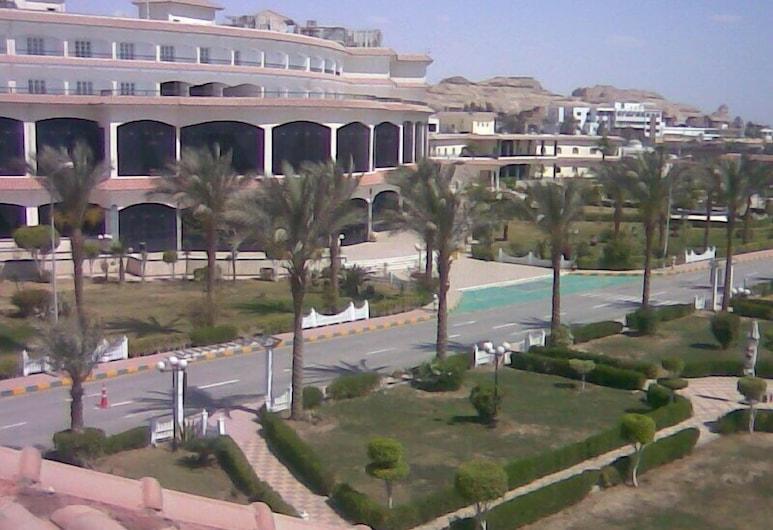 Minya Hotels of the Armed Forces, Al-Minja, Ogród