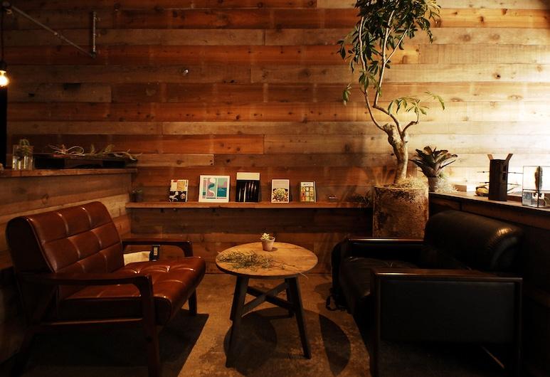Guesthouse RICO - Hostel, Wakayama, Ruang Istirahat di Lobi