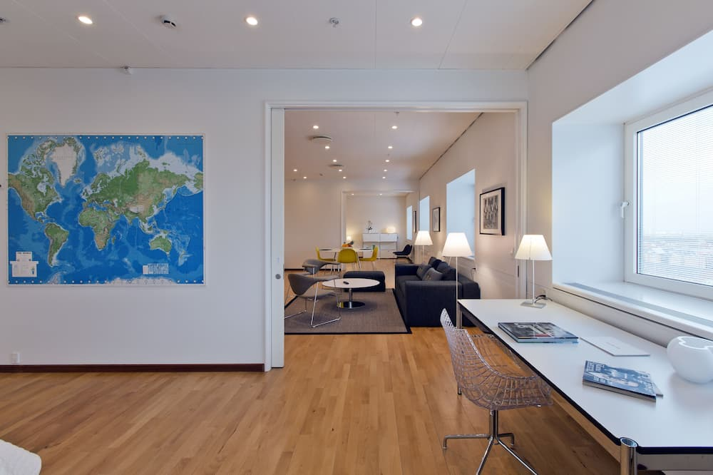 Europahuset Apartments, Copenhagen