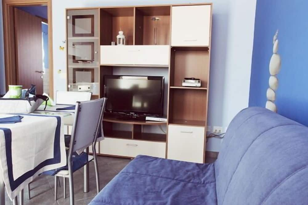 Apartmán typu Business, 1 ložnice - Obývací prostor