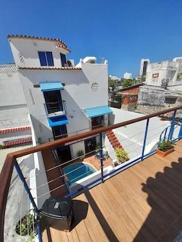 Foto van Hotel Plaza de la Trinidad in Cartagena