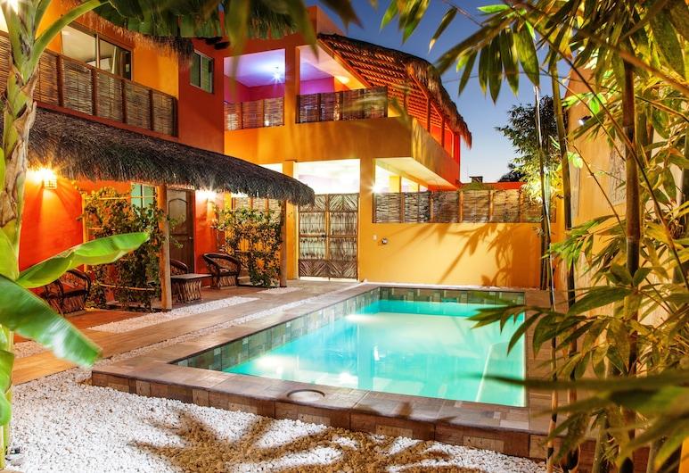 B&B Casa Juarez, La Paz, Piscina al aire libre
