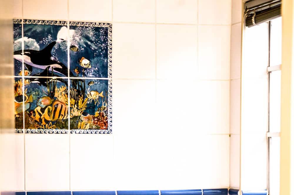 Rekreačná chata typu Comfort - Kúpeľňa