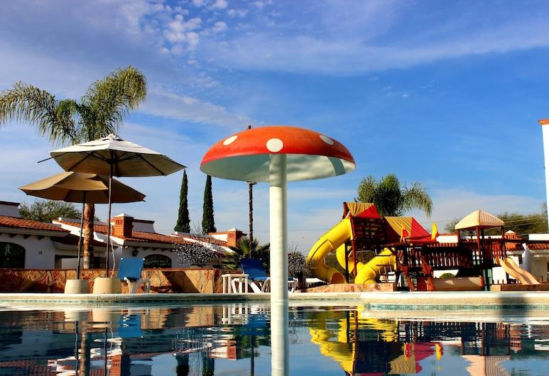 Hotel Real de San Jose, Tequisquiapan, Vanjski bazen