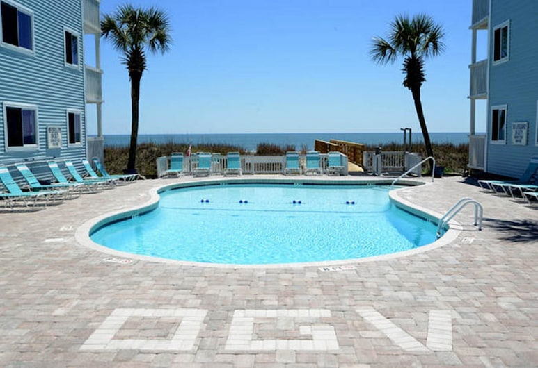 Ocean Garden Villas by Elliott Beach Rentals, North Myrtle Beach
