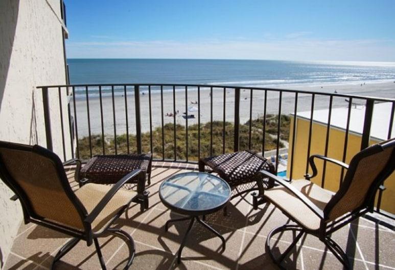Sea Castle by Elliott Beach Rentals, Pantai North Myrtle , Condo, 3 Bedrooms (Oceanview), Pemandangan dari bilik
