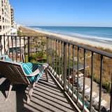 Condo, 3 Bedrooms (Oceanfront) - View from room