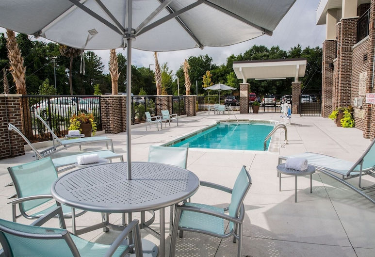 Springhill Suites by Marriott Charleston Mount Pleasant, Mount Pleasant, Outdoor Pool