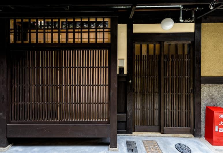 Nadeshiko Shirakawa, Kyoto, Вид снаружи / фасад