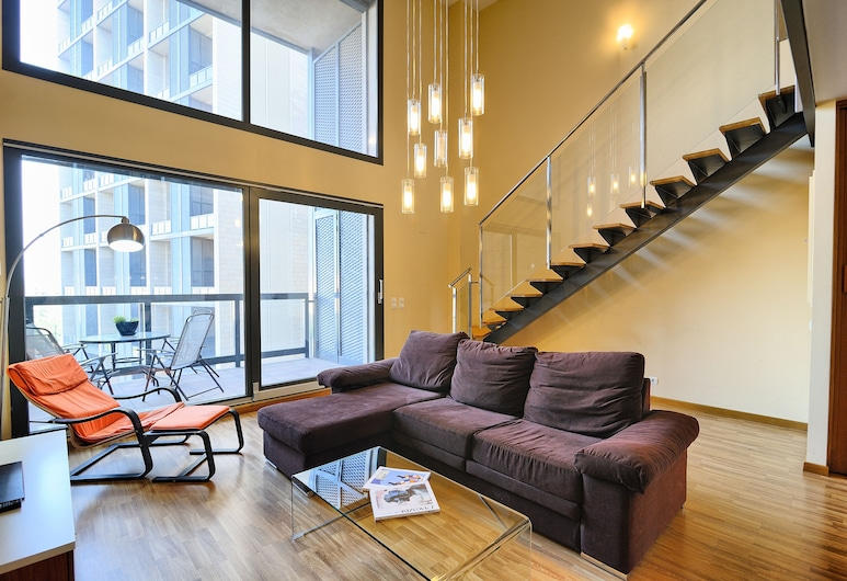 Ohmyloft Valencia, Burjasot, Loft, 2 Bedrooms, Living Room