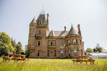 Biggar bölgesindeki Cornhill Castle Hotel resmi