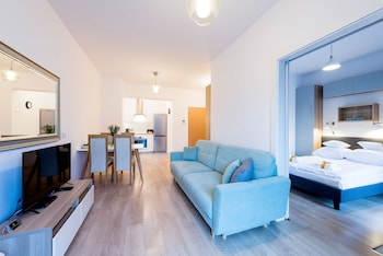 Фото GO Apartments у місті Варшава