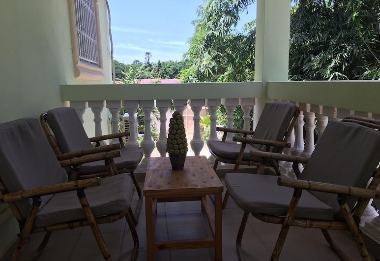 Pelican Residence, Bakau, Dobbeltrom – standard, Utsikt fra gjesterommet