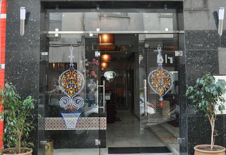 Hotel Colisee, Casablanca, Ingresso hotel