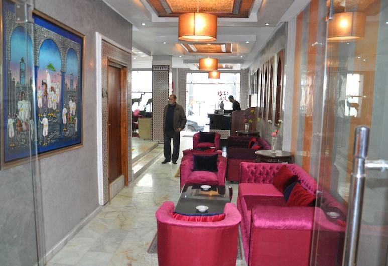 Hotel Colisee, קזבלנקה