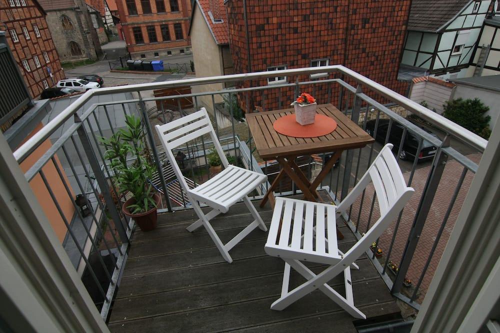 Basic Apartment, 2 Bedrooms, Balcony - Balcony