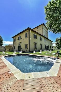 A(z) Residenza d'Epoca Torre dei Lari  hotel fényképe itt: Firenze