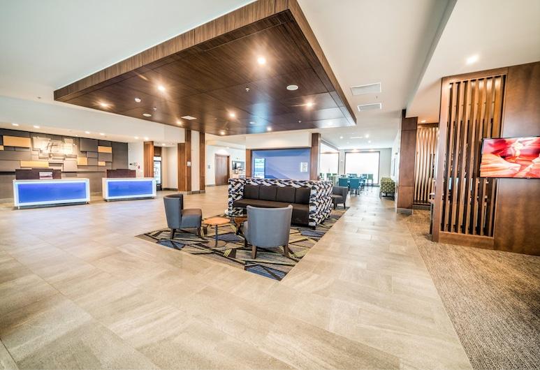 Holiday Inn Express & Suites West Edmonton - Mall Area, Edmonton, Fuajee