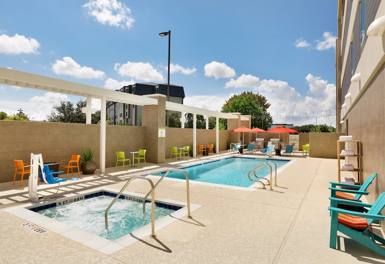 Home2 Suites by Hilton Houston Willowbrook, Houston, Outdoor Pool