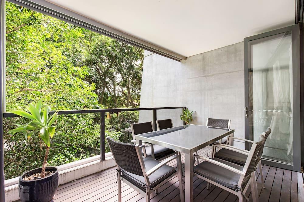Lägenhet - 1 sovrum (212 ST) - Balkong