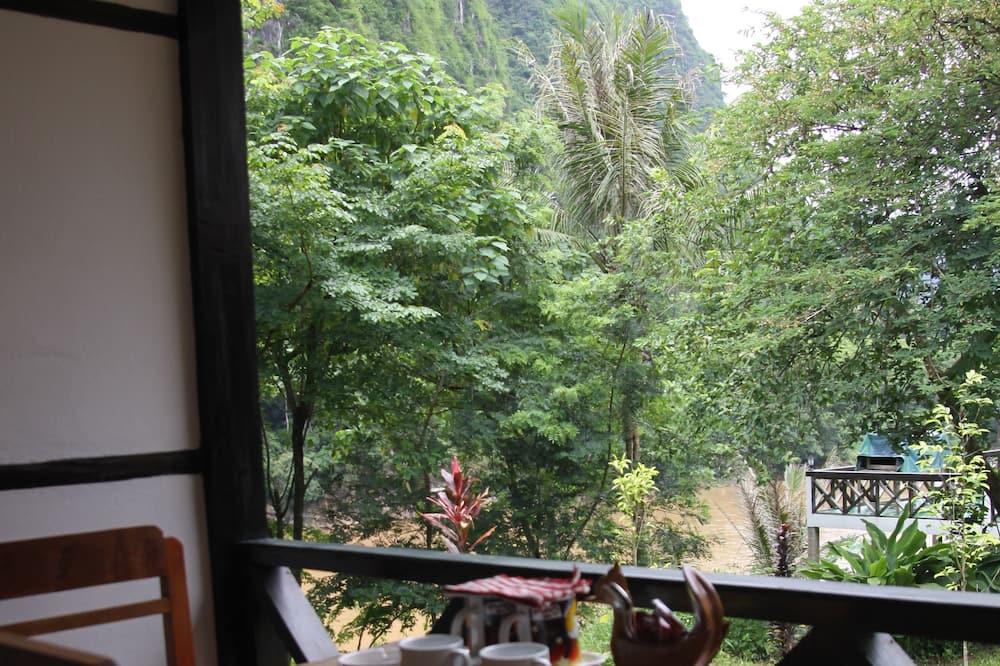 Bungalow with Balcony - Balkon