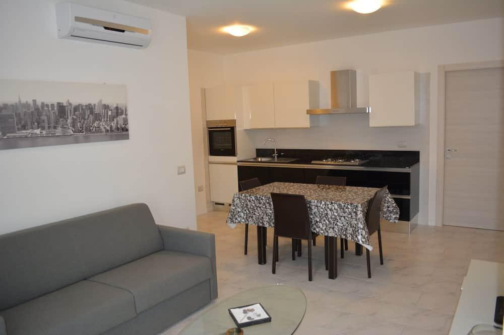 Apartment, 2 Bedrooms, Terrace (Viola) - Living Area