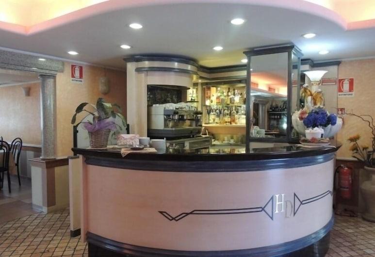 Albergo Ristorante Delfino, Novara, Recepción