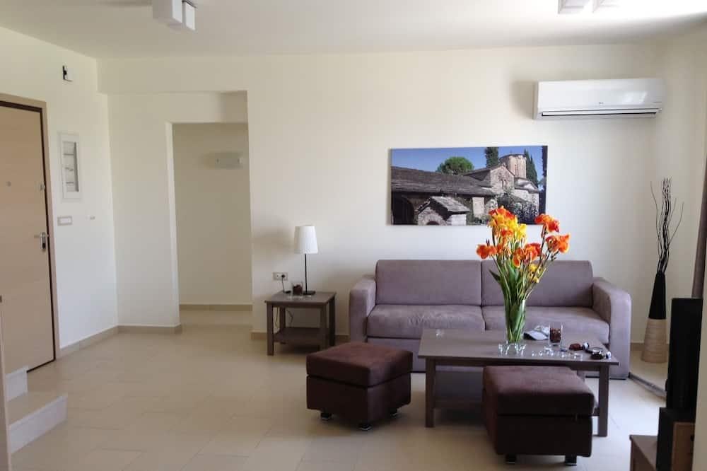 Luxury Villa, 3 Bedrooms, Private Pool - Living Room