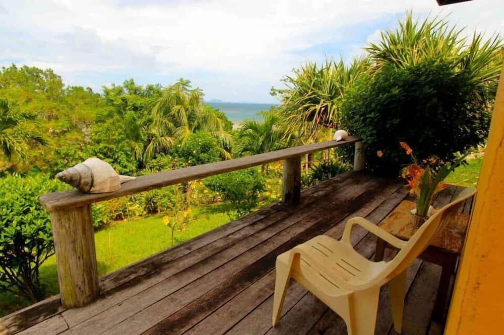 Big Cottage - Balcony