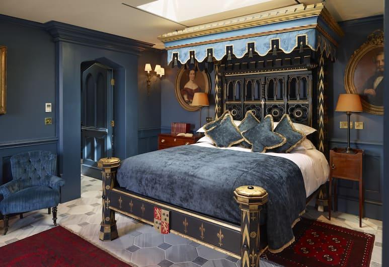 Batty Langley's, London, Deluxe Suite, 1 Bedroom, Terrace, City View, Guest Room