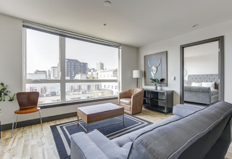 Belltown Waterfront Suites by Barsala, Seattle, Premier Suite, 1 Queen Bed, Non Smoking, Kitchen (33), Room