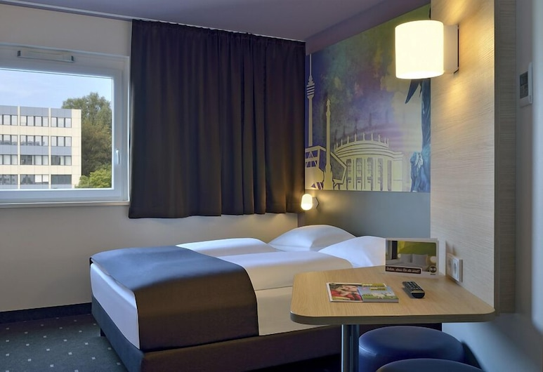 B&B Hotel Stuttgart-Vaihingen, Stuttgart, Dvokrevetna soba, Soba za goste