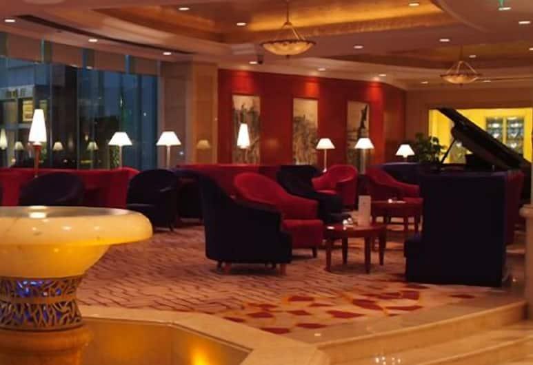 Jinling Tianming Grand Hotel Changshu, Suzhou, Lobby