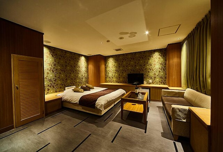 神戶秋千酒店 - 只招待成人, 神戶, 標準客房, 吸煙房, 客房